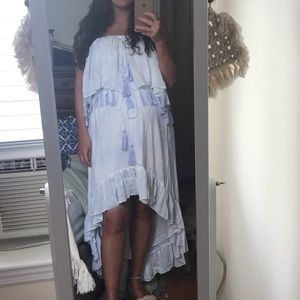 Fillyboo Gypsy in Skye - Maternity Dress
